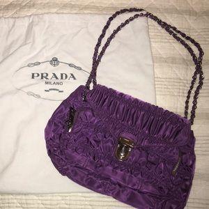 86ba4f4e9bce Prada Bags - Purple Prada purse
